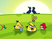 Angry Birds ������ � ���������� ������