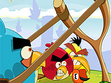 Angry Birds: Каратели