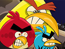 Angry Birds: ��������� �����