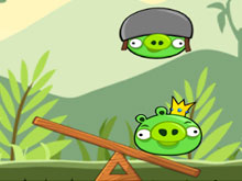 Bad Piggies баланс