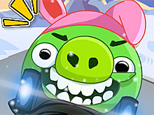 Bad Piggies: Гонки на картах