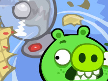 Bad Piggies онлайн 2016