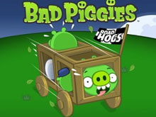 Bad Piggies онлайн 2018