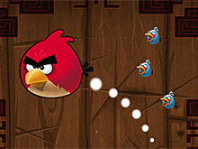 ������ Angry Birds