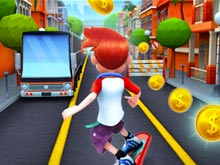 Subway Surfers онлайн